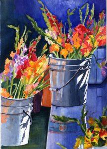 Market Blooms Sold